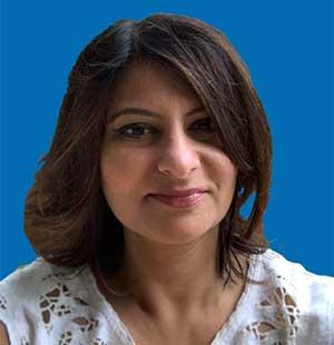 Sherry Srivastava - Administrative Assistant