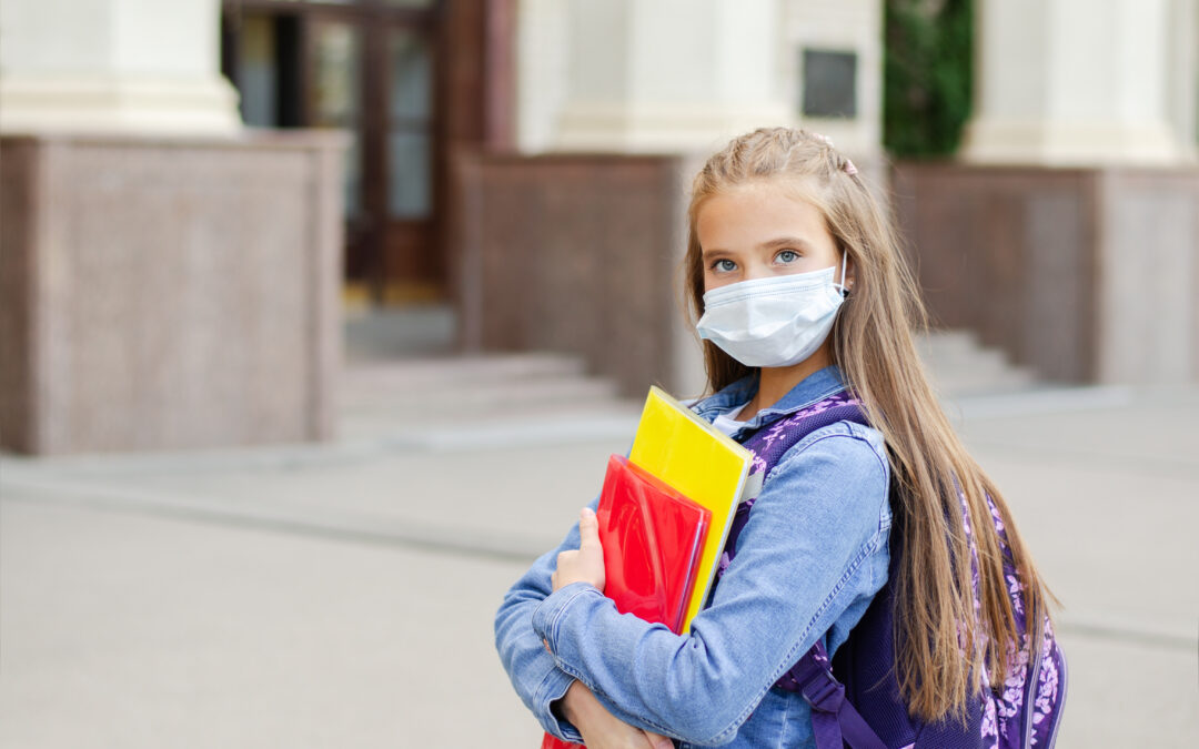 Preparing Your Children for School During a Pandemic