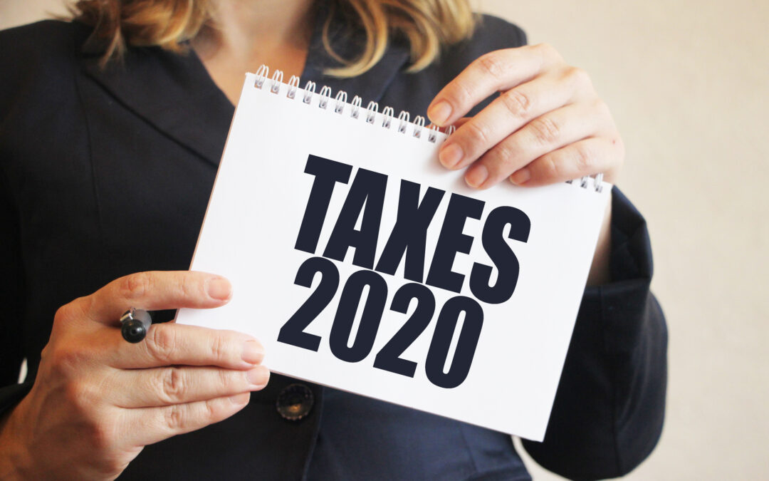 Year-End Tax Strategies for 2020