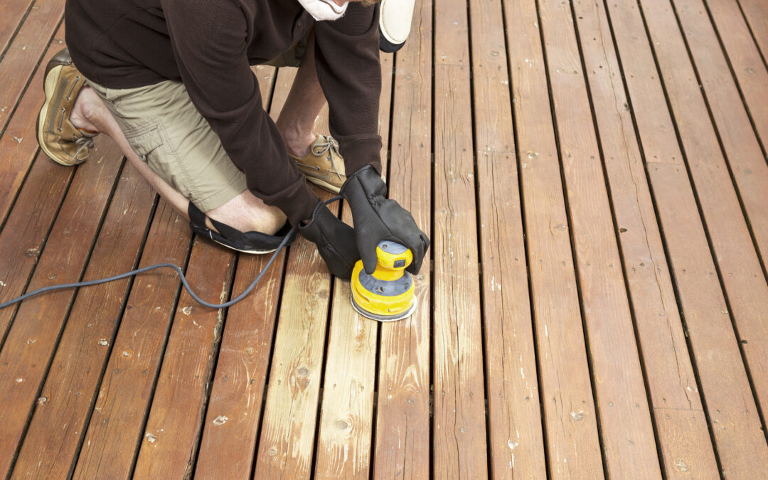 Prepping Your Deck to Keep it Looking New for Spring